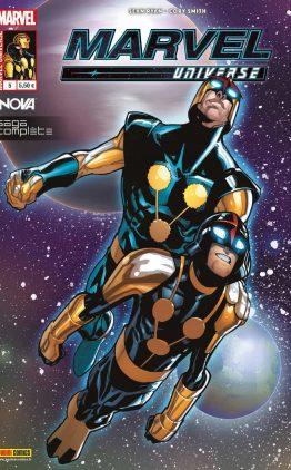 commencer les comics Nova