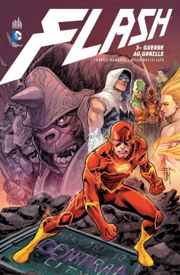 comment commencer comics flash