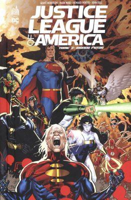 debutant comics justice league