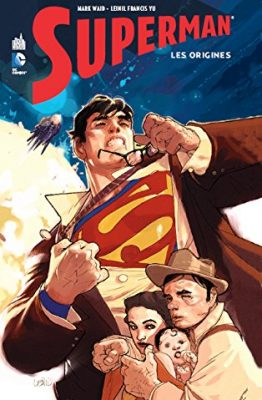 differentes origines superman
