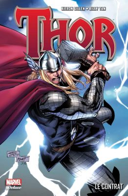 guide comics ordre thor