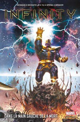 guide comics thanos