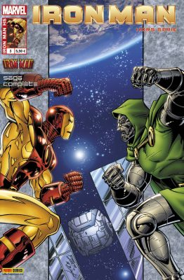 guide commencer comics iron man