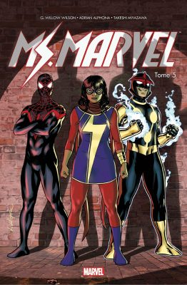 guide debutant comics miss marvel captain marvel