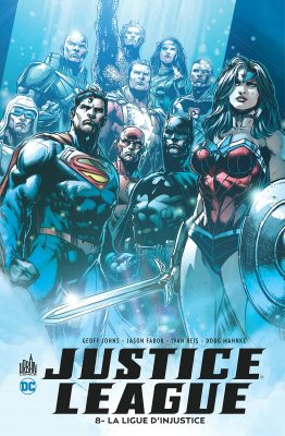 guide lecture comics DC