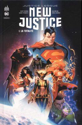 guide ligue justice comics
