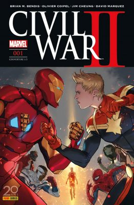 iron man civil war 2