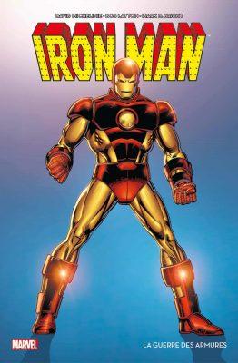 iron man liste armure