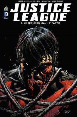justice league lex luthor