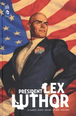 lex luthor president