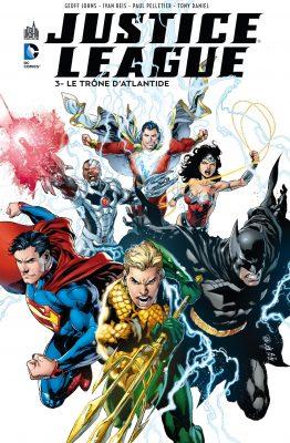 lire comics ligue justice