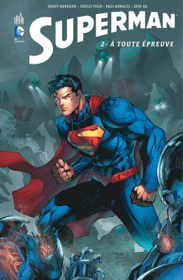 lire des comics DC
