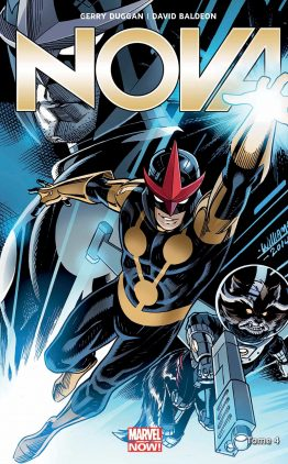 liste comics nova