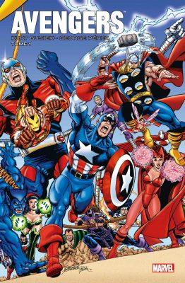liste comics sorciere rouge