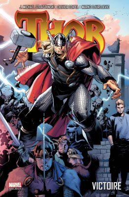 loki thor comics