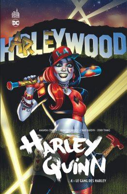 meilleur comics harley quinn