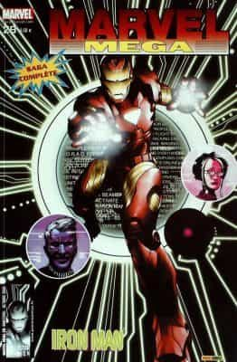 meilleur comics iron man