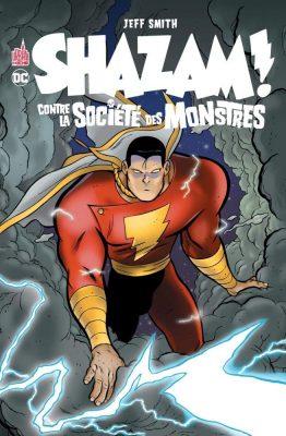 meilleur comics shazam