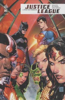 meilleurs comics justice league