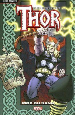 ordre comics thor
