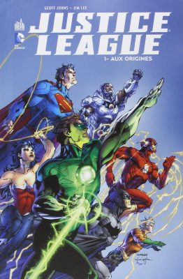 origine justice league