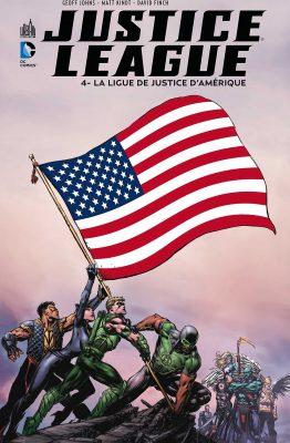 par où commencer les comics justice league