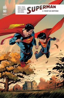 par où commencer les comics superman