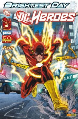 par ou commencer comics flash
