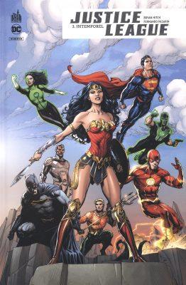 quel comics justice ligue choisir