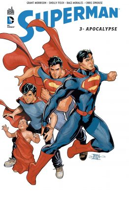 superman jeune comics