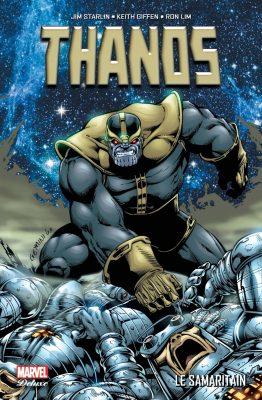 thanos comics solo