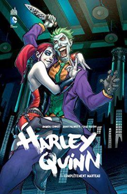top comics harley quinn