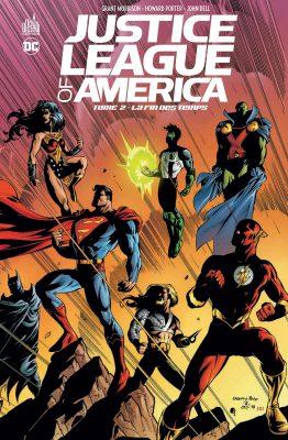 top comics ligue justice