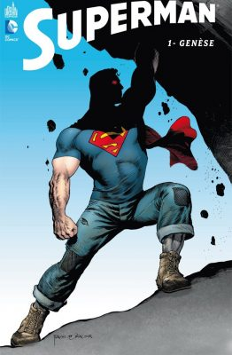 top comics superman